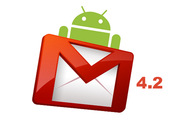 Gmail 4.2 update