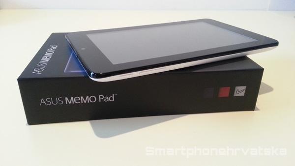 Asus MEMO Pad test