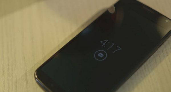 Moto X video