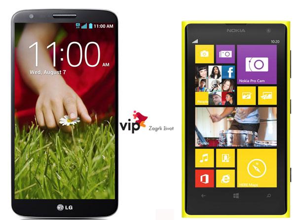 LG G2 Nokia Lumia 1020 vipnet ponuda