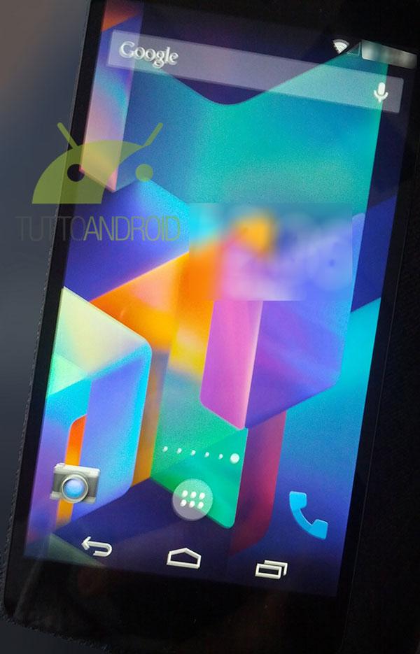 Nexus 5 Android 4.4 KitKat screenshotovi