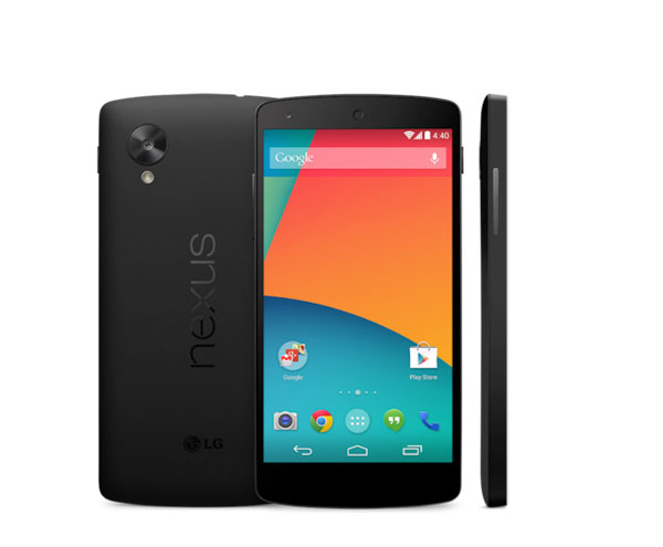Google Nexus 5 osvanuo u Play Trgovini