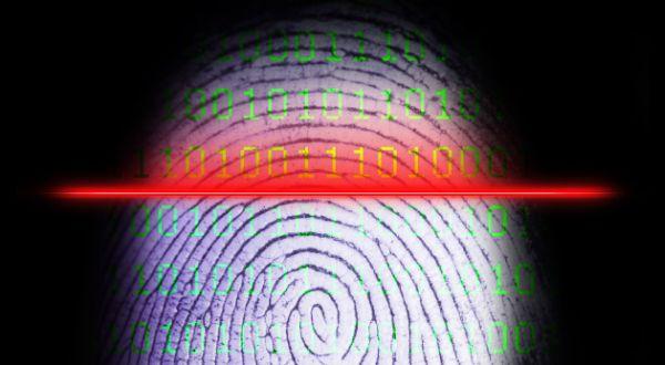 LG G3 senzor otiska prsta