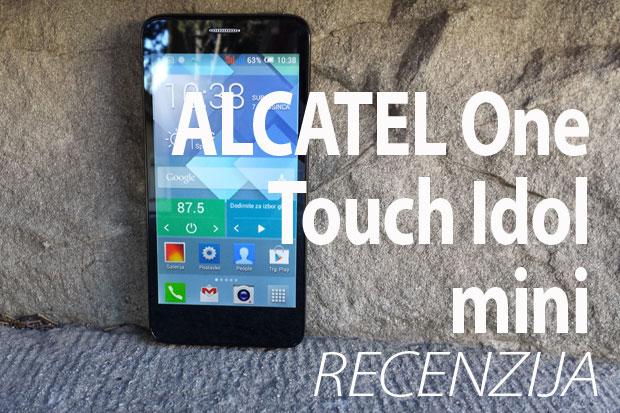 alcatel one touch idol mini recenzija