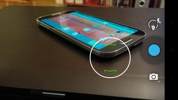 Nexus 5 recenzija kamera