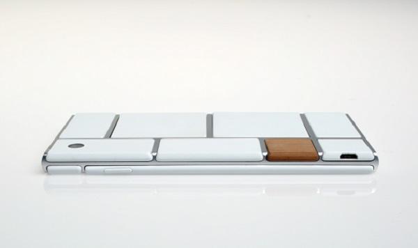 Projekt Ara modularni smartphone
