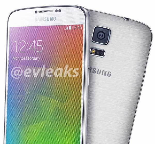 Samsung Galaxy F je Galaxy S5 Prime