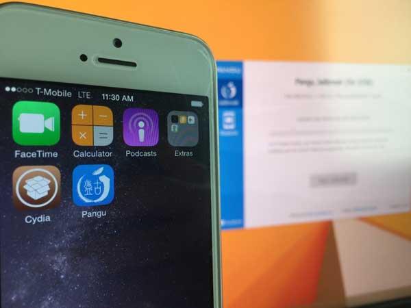 Nadogradi na iOS 8.1 ako ti je jailbreak mio