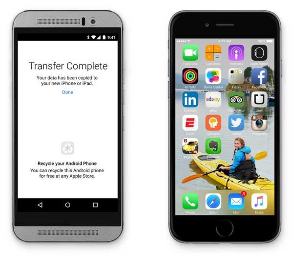 Apple priprema Android aplikaciju Move to iOS