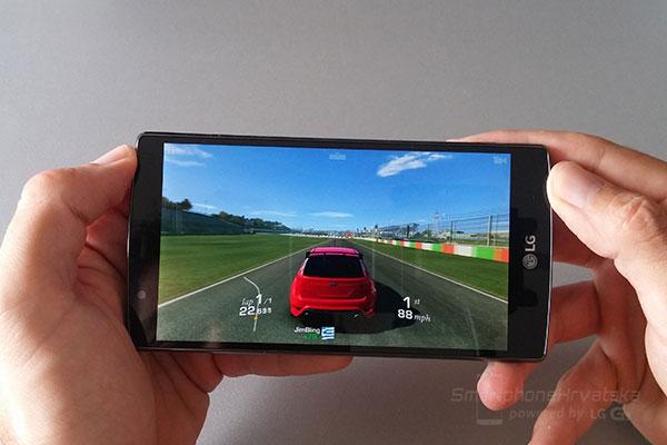 LG G4 gaming