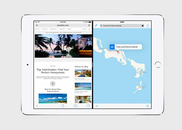 iOS 9 novosti