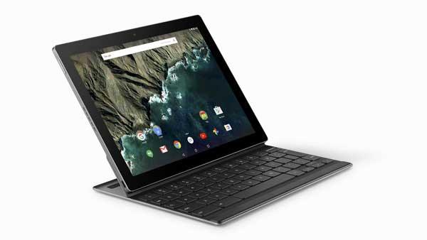 Google Pixel C službeno