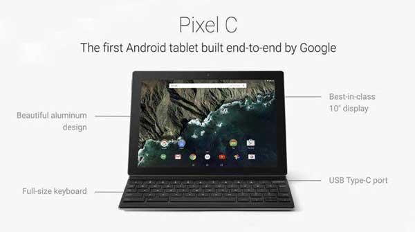 Google Pixel C službeno (2)