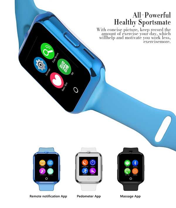 NO.1 D3 Smartwatch Phone u Gearbestu (2)