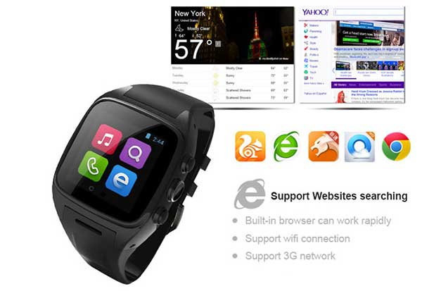 ORDRO SW16 3G smartwatch u Gearbestu (7)