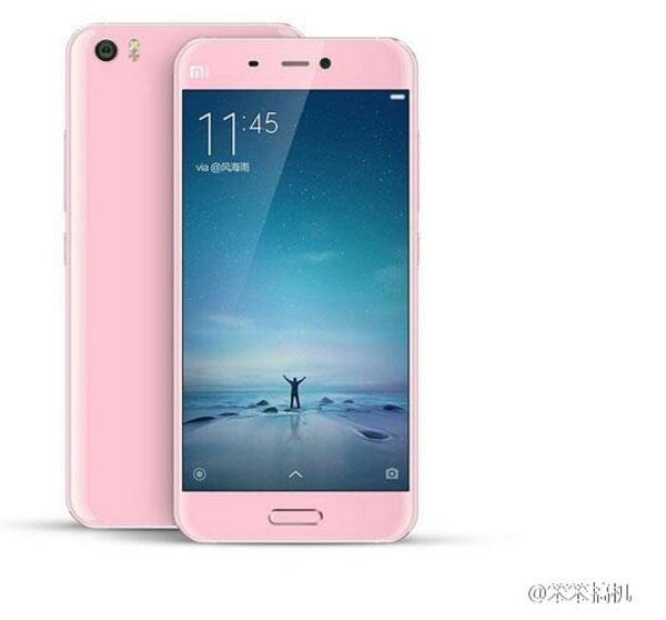 Xiaomi-Mi-5-in-Pink