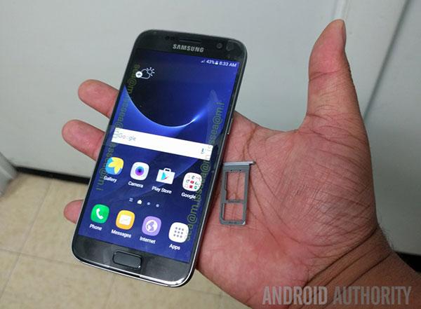 Galaxy S7 microSD