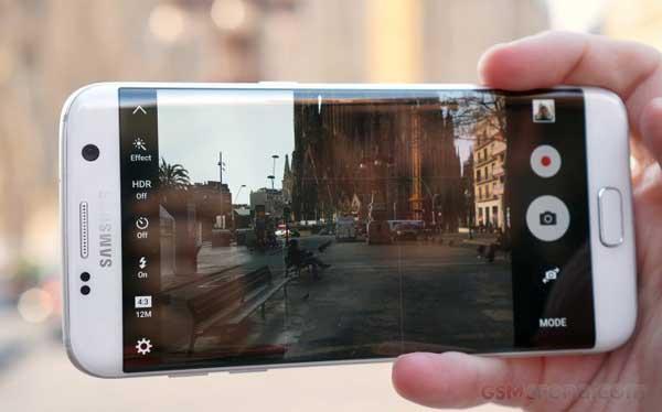 Galaxy S7 edge - nevolje po oštrici