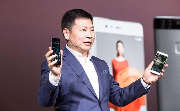 Huawei P9 službeno