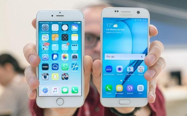 iPhone 6S protiv Galaxya S7 u brutalnom drop testu