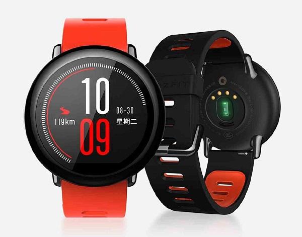 Xiaomi Amazfit smartwatch (2)