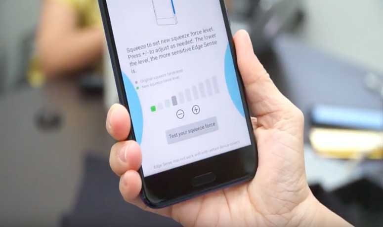 HTC navodno priprema smartpone srednjeg ranga s Edge Sense trikovima i Snapdragonom 660