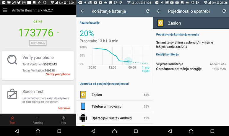 Sony Xperia XZ Premium recenzija