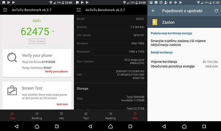 Xperia XA1 Ultra recenzija