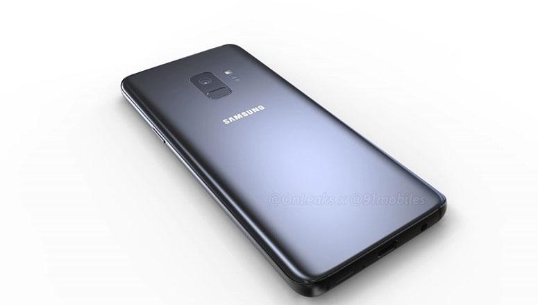 Galaxy S9 na svježim renderima - najavljuju suptilne razlike u dizajnu