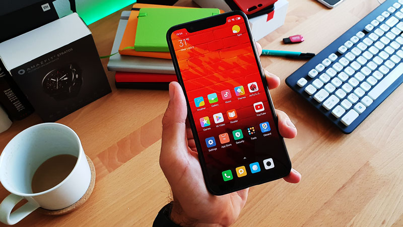 Poco F1 MIUI Launcher i wallpaperi za sve Xiaomi telefone [Download]