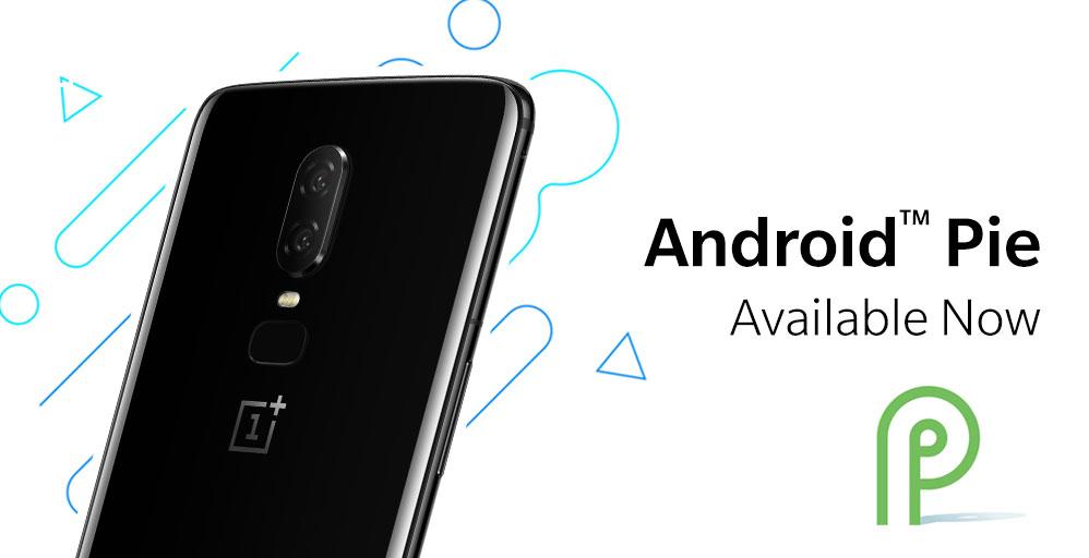 Kreće službena Android Pie nadogradnja za OnePlus 6!