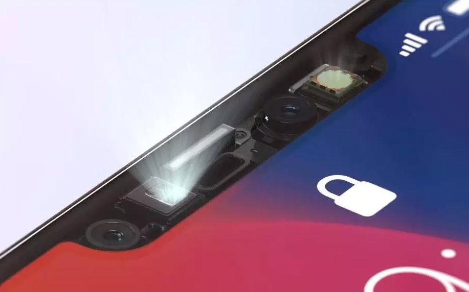 Novi iPhone modeli će imati još napredniji Face ID