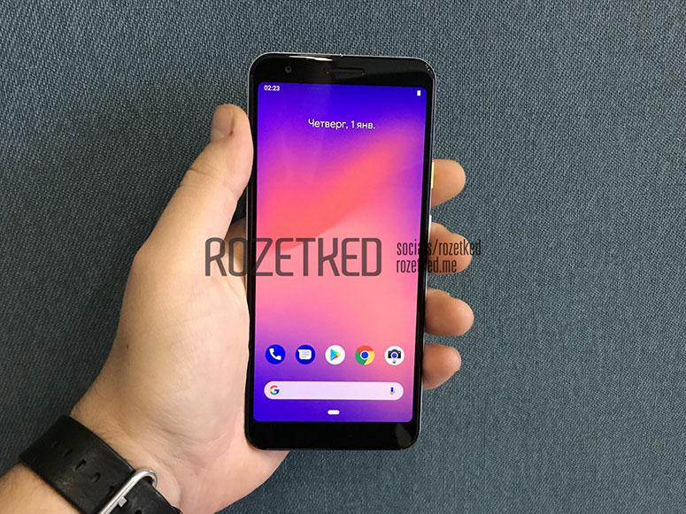 Pixel 3 Lite osvanuo na ruskom blogu!