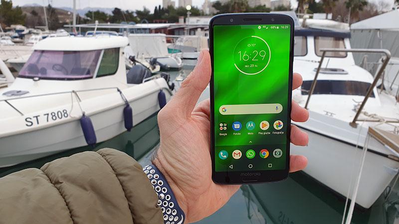 Moto G6 Plus Recenzija