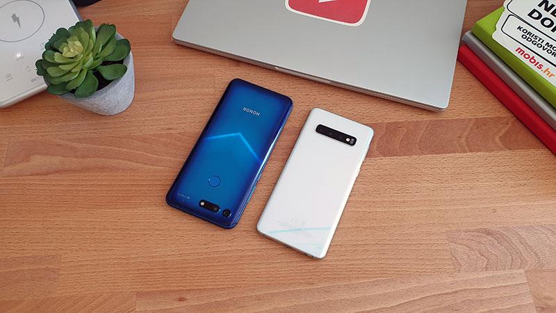 Galaxy S10 vs. Honor View 20 - Koji nudi više? [Usporedni test]