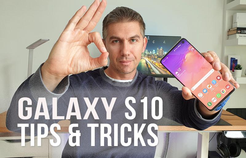 Galaxy S10 top tips & tricks koje svatko mora znati!