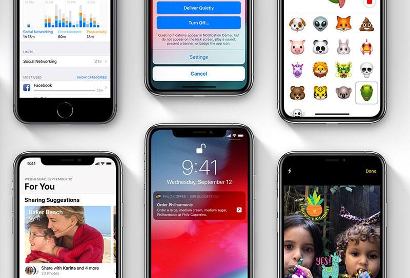 Novi iOS 12.2 donosi nove Animojie, Apple News+i podršku za nove Airpods slušalice, pegla bugove