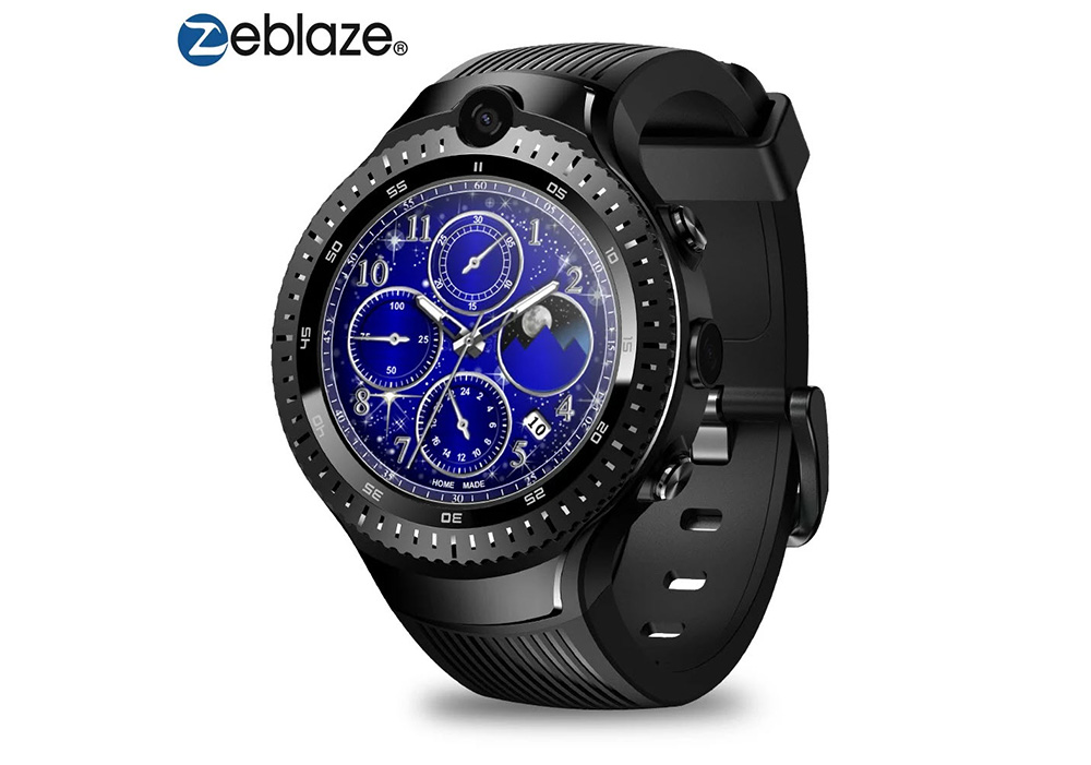 Zeblaze THOR 4 Dual smartwatch s dvije kamere i AMOLED zaslonom u Cafagu sad 55% jeftiniji!