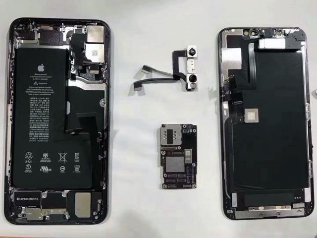 iPhone 11 Pro Max doživio prvo rastavljanje na faktore, potvrdio 4000 mAh bateriju