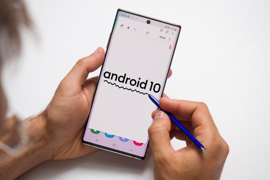 Kreće službeni Android 10 za Galaxy Note 10 i Note 10+!