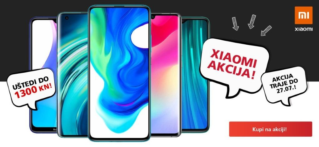 Tik-tak, tik- tak krenula je velika Xiaomi vikend akcija na mobis.hr!