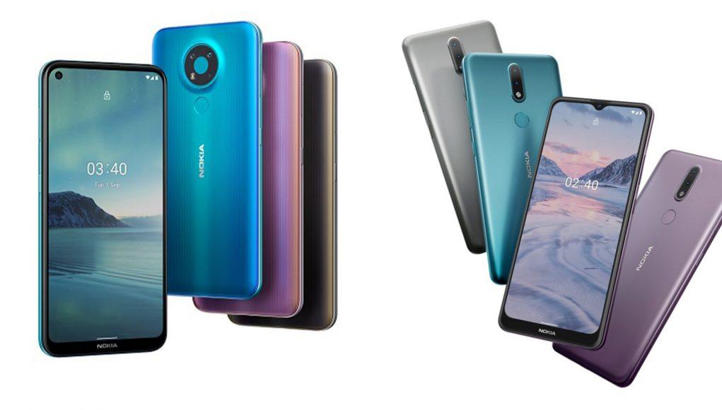 Nokia 3.4 i Nokia 2.4
