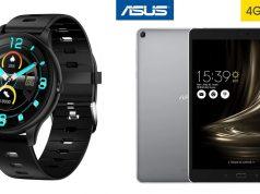 Smartwatch s termometrom i Asus-ov iPad klon akciji u Cafagu