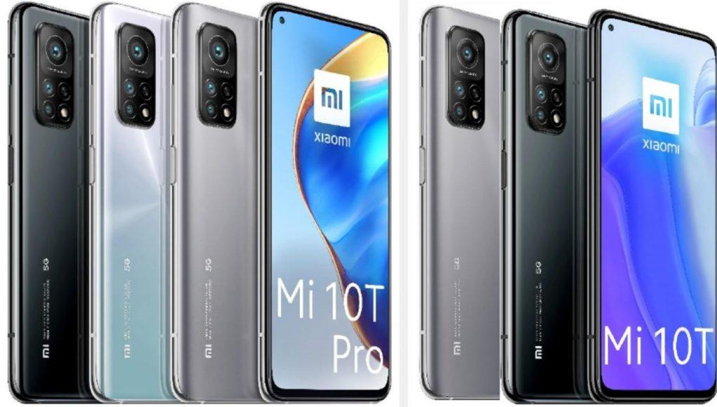 Ovo su Xiaomi Mi 10T i Mi 10T Pro