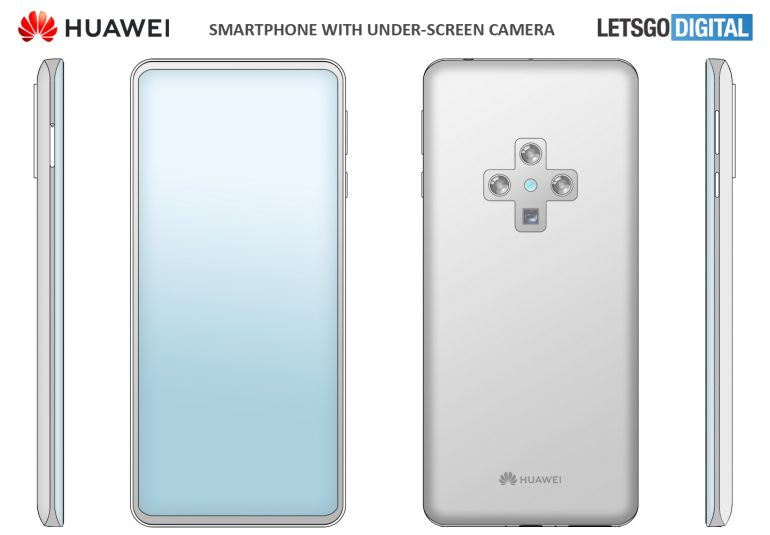 Huawei d pad kamera