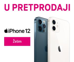 iPhone 12 pretprodaja