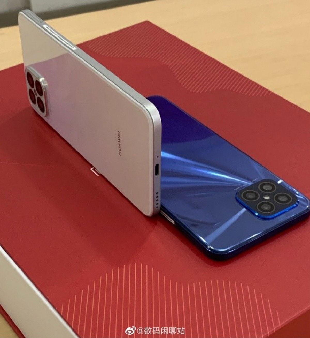 nova 8 SE iphone 12 klon
