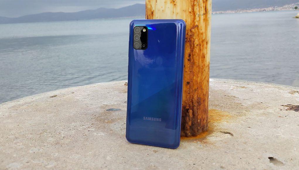 Galaxy A31 recenzija