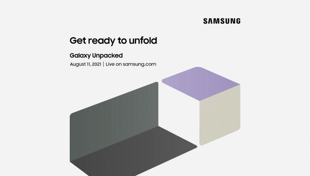 Samsung Galaxy Unpacked 11.8. otkrit će nove savitljivce