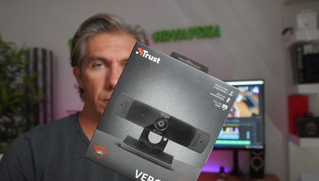 Trust vero webcam review